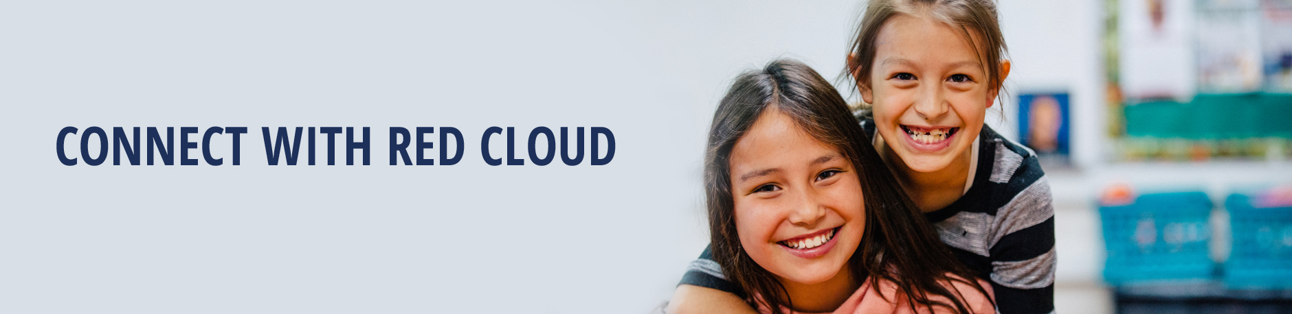 Sign up for Red Cloud email!