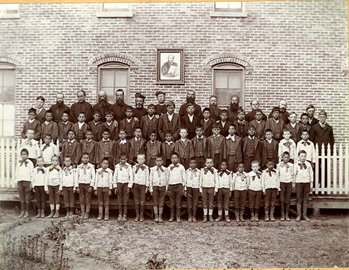 Holy Rosary Mission Boarding School Photo
