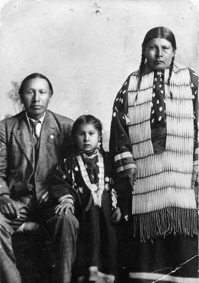 Black Elk and Family
