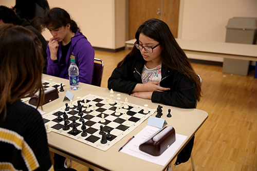 Red Cloud Chess Team