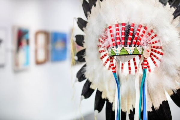 Headdress Art Show