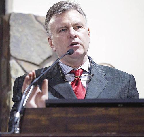 Raymond Nadolny President