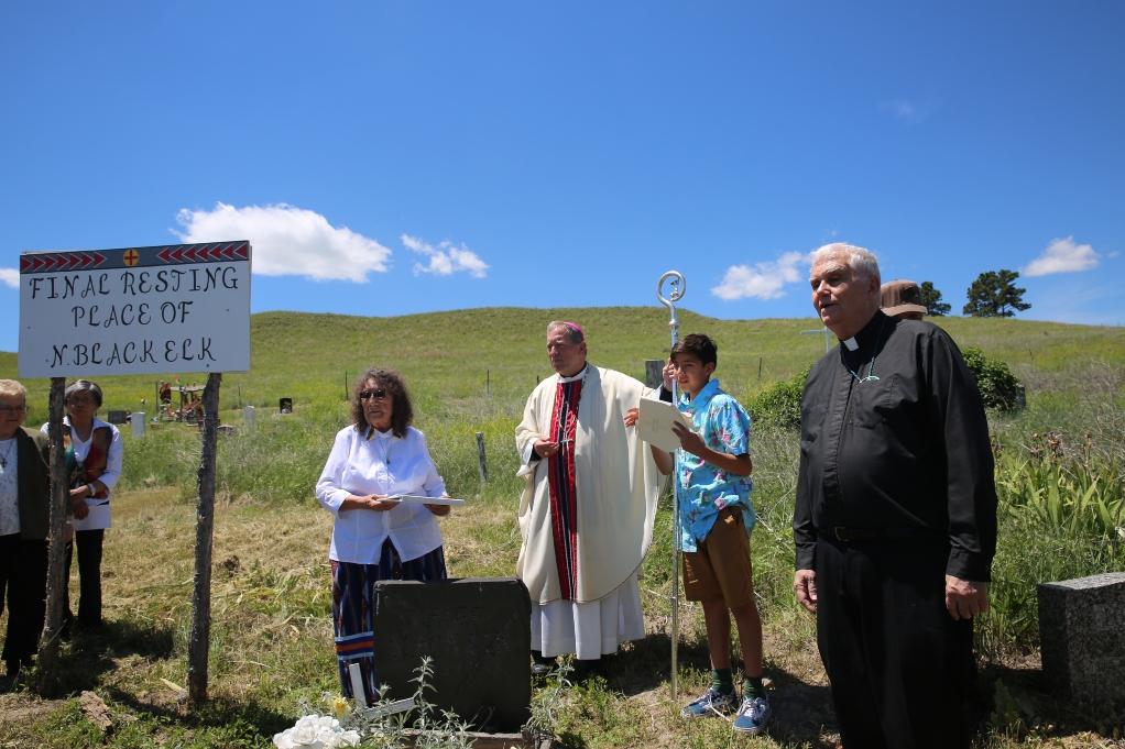 2019 Black Elk Mass Grave
