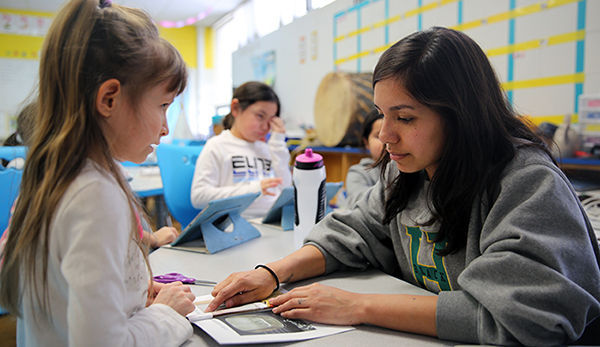 Sierra Concha teaching