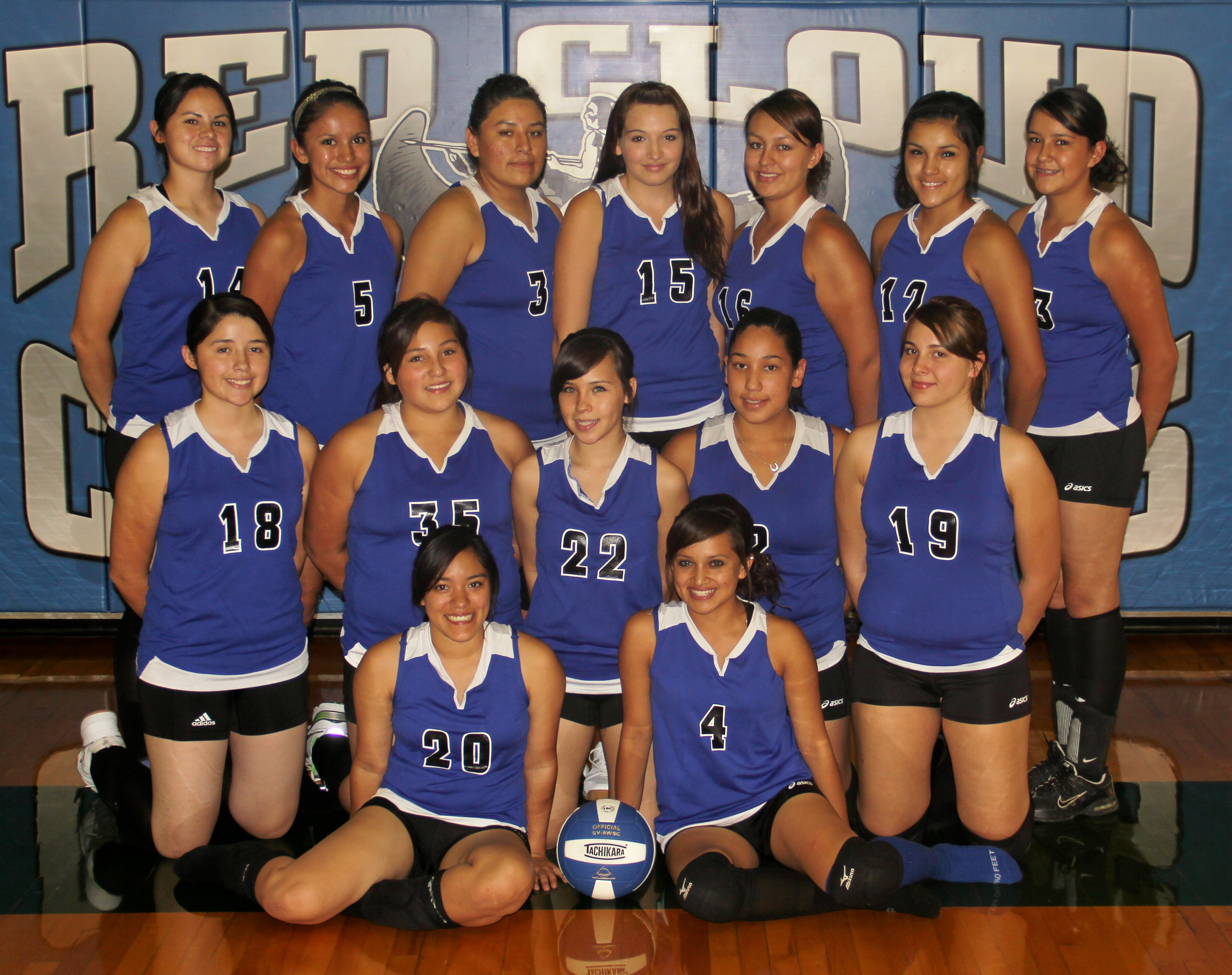 Red Cloud High School - Athletics - Girls Volleyball